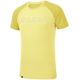 Salewa Pedroc Delta Dry S/S Tee Men limelight/5736